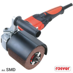 1200W Manual Satin Finisher