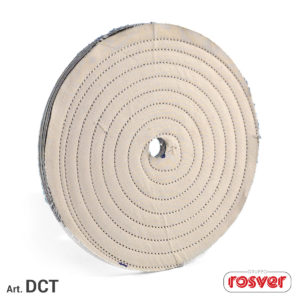 Quilted Cotton Discs