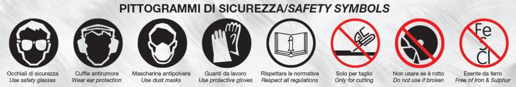 Safety pictograms
