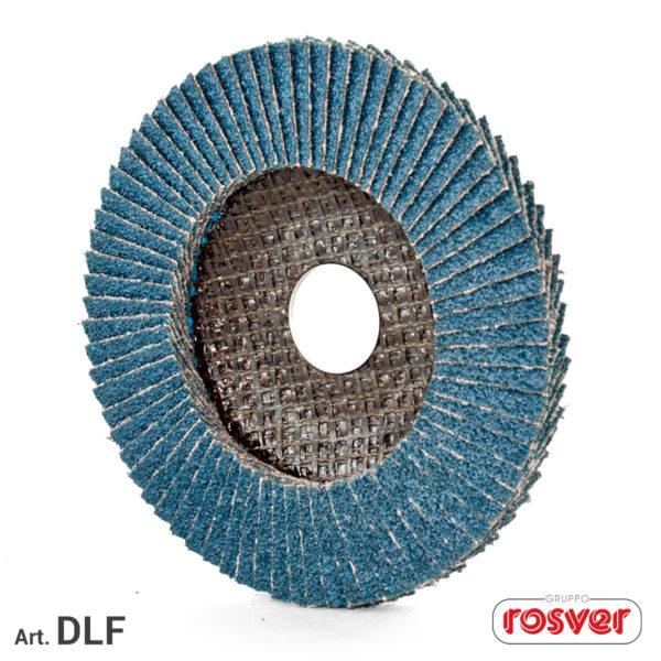 Dischi lamellari su fibra