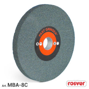 Green Silicon Carbide Bench Wheels