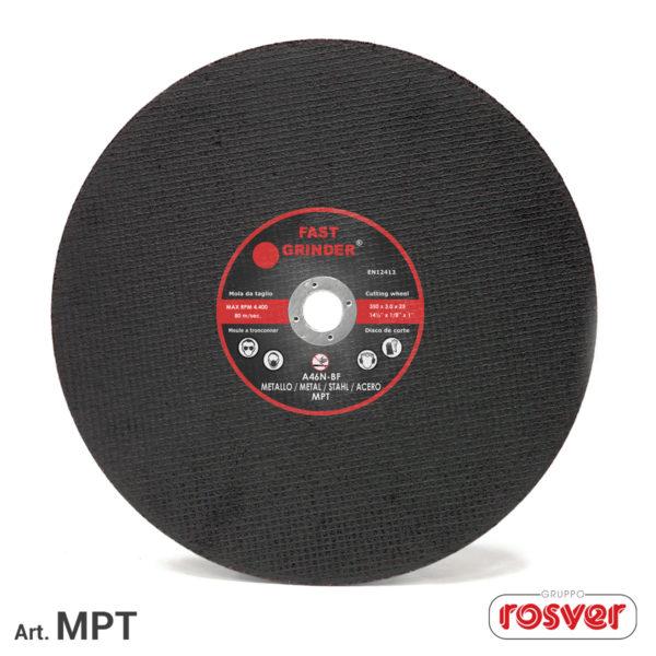 Flat Reinforced Cutting Disc