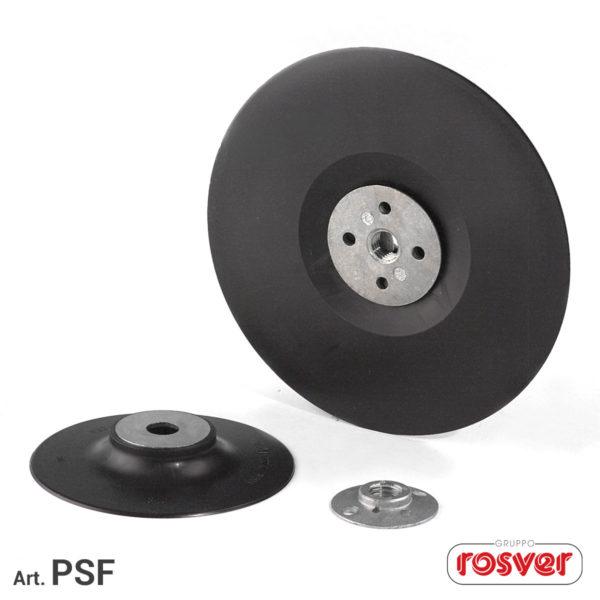 almohadilla de lijado para discos de fibra