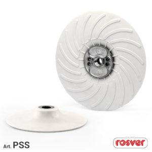 Platorello a Spirale per Dischi Fibrati