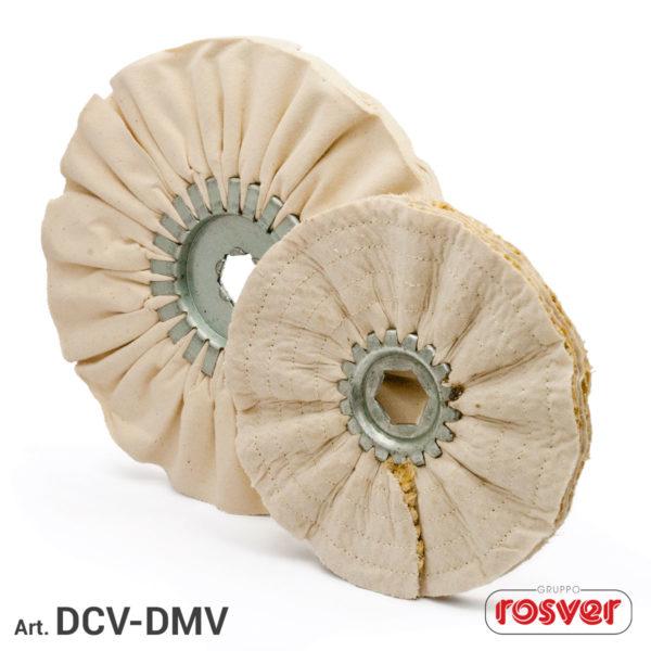 Dischi in Cotone Ventilati