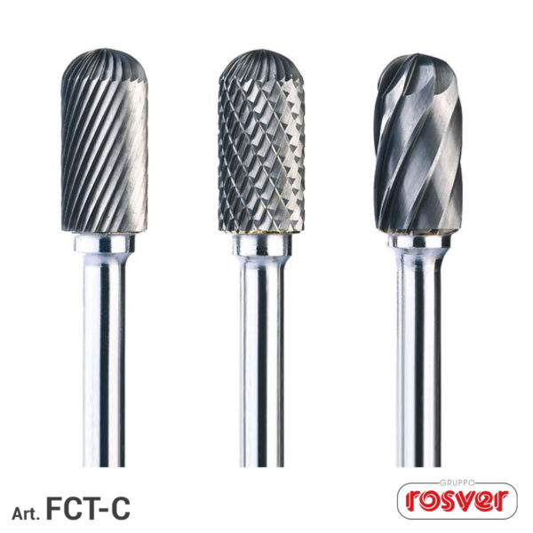 Spherical Cylindrical Carbide Cutters