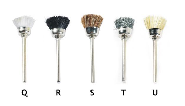 Mini spazzole