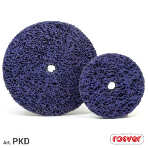 Dischi Purple Cleaner con Foro